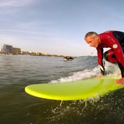 Cours de surf ado / adultes