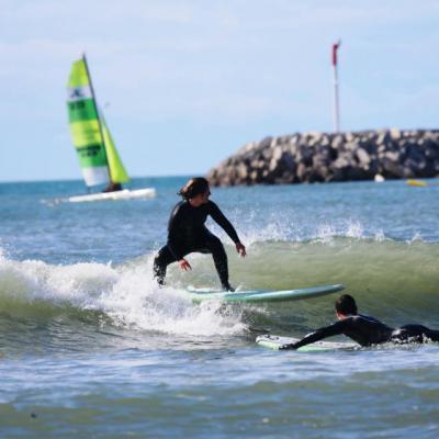 Surf' in Palawaï