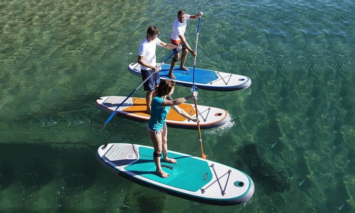 Stage ADULTES STAND UP PADDLE