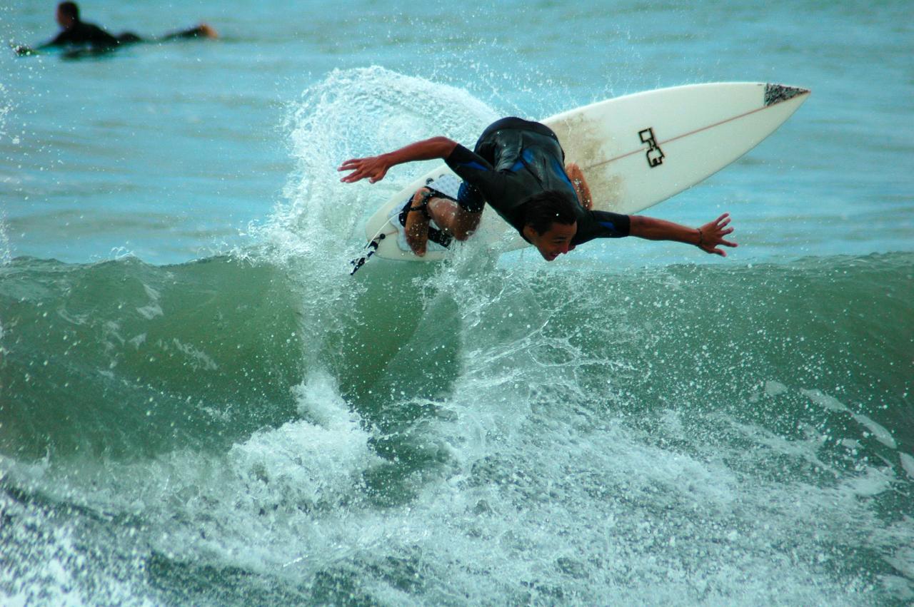 Surf mediterranée