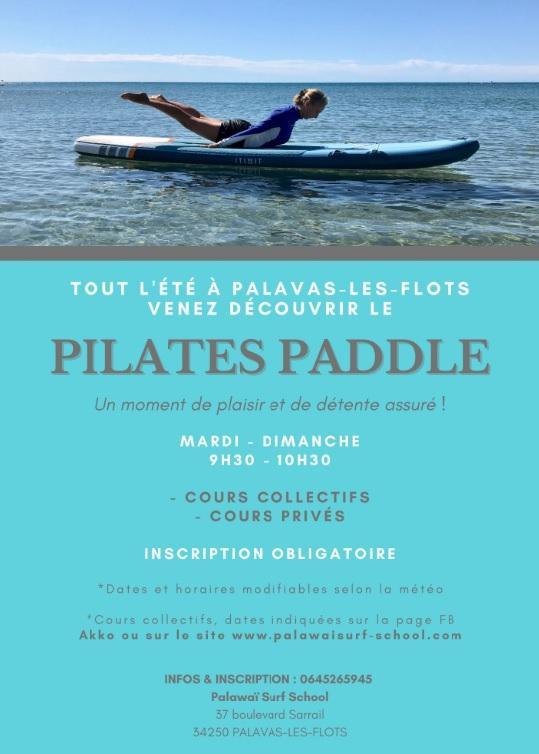 Pilates paddle 1