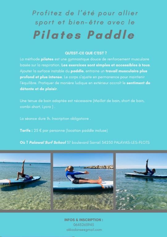 Pilates paddle 2