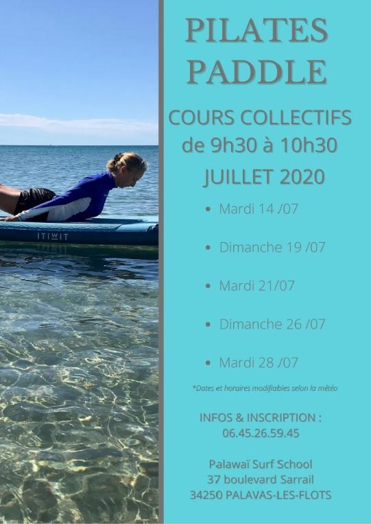 Pilates paddle 3