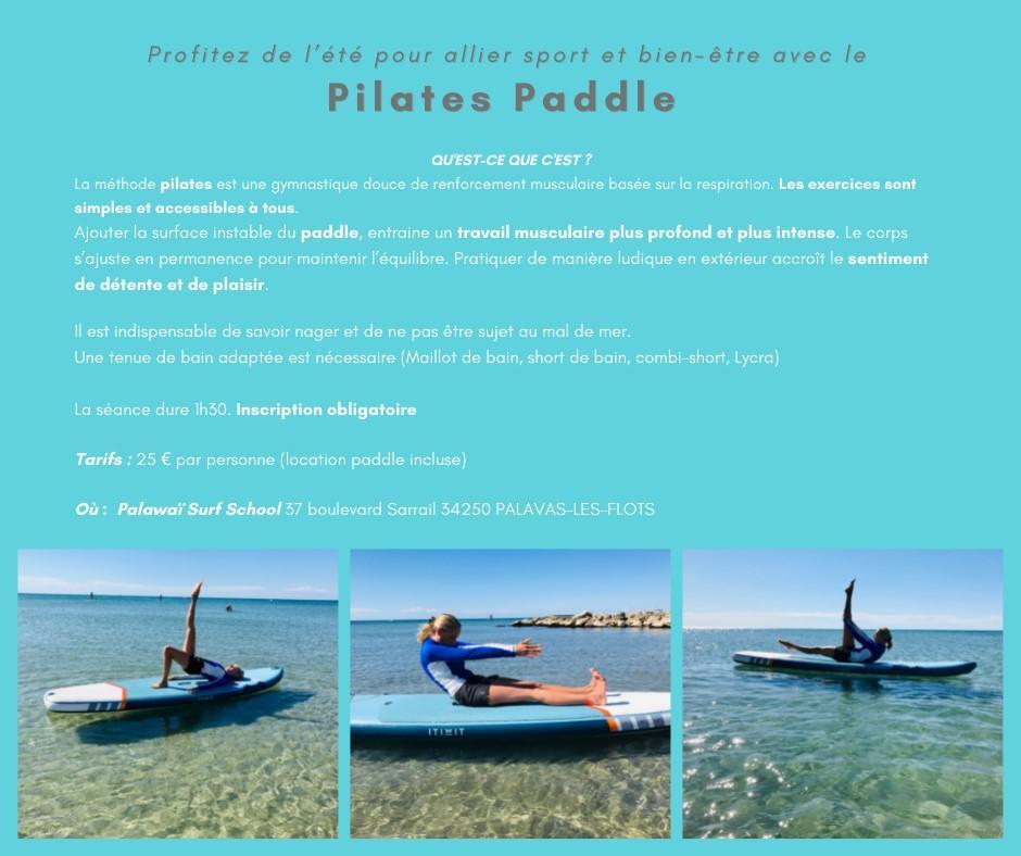 Pilates paddle 4