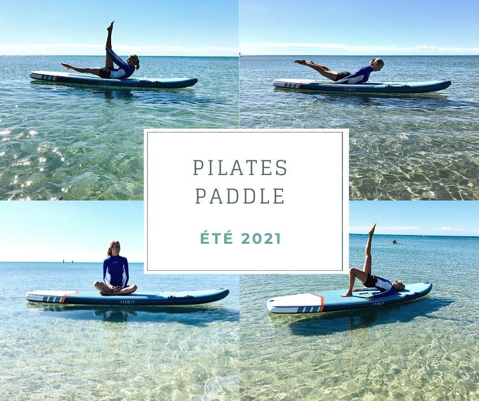 Pilates paddle
